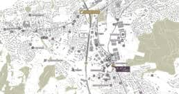 Kriens, Pilatustower Umgebung Karte